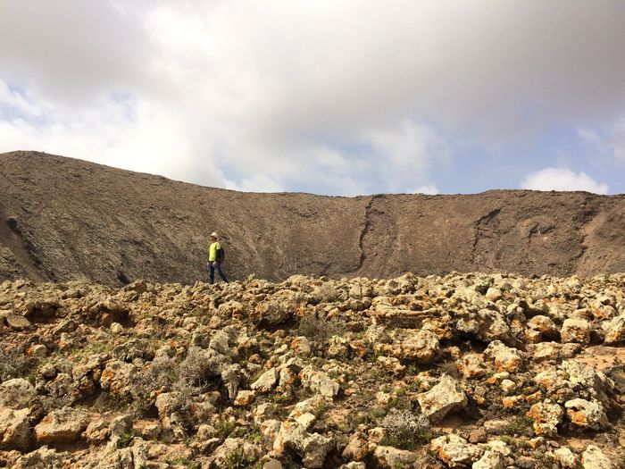 Landscape Crater Fuerteventura Fuerteventura Outdoors Mountain Done That. Been There. SPAIN Walking Hicking
