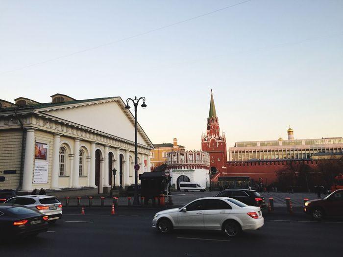 Kremlin from