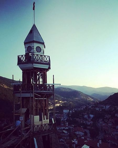 Tower Clock Tower Outdoors Cultures City No People Clock Day Time Goynuk Bolu TURKEY Turkey EyeEm EyeEm Gallery