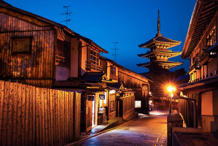 Buddhism Geisha Historic Japan Japanese Culture Japanese Temple Japon Kyoto Light Night View Pagoda Pagode Religion Samourai Traditional Traditional Culture Zen First Eyeem Photo