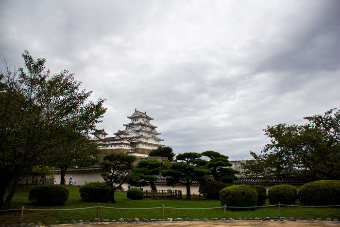 Architecture Beauty In Nature Building Exterior Himeji Himeji Castle Japan Japanese Castle Travel Destinations