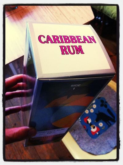 hard to believe that this box contains quite excellent rum.