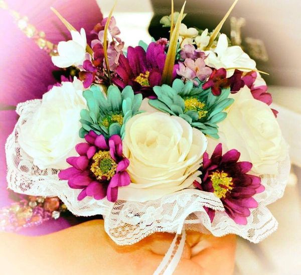 Flower Freshness Indoors  Close-up Petal Table Celebration Pink Color Fragility No People Bouquet Flower Head Beauty In Nature Day Ready-to-eat Nature