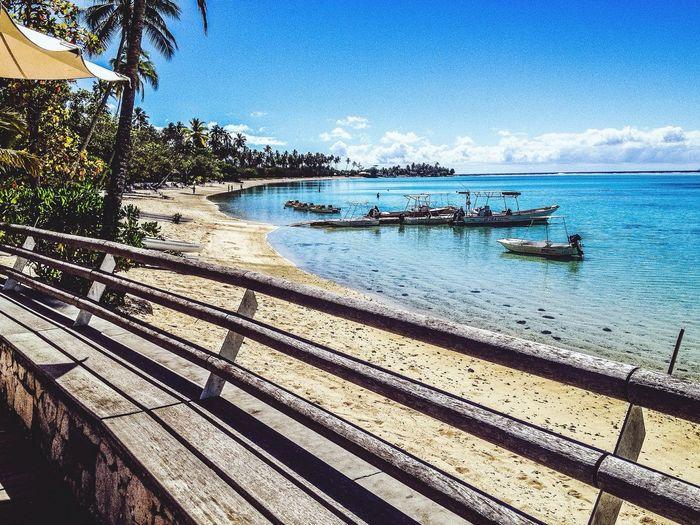 Pacific Ocean Moorea Traveling The Island Summer Memories 🌄
