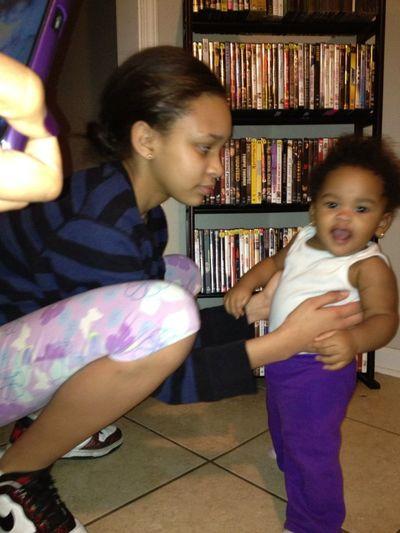 Sisther & Niece
