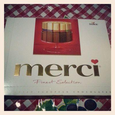 Well chocolates makes me happy n exhilarating ! Lalalala ...