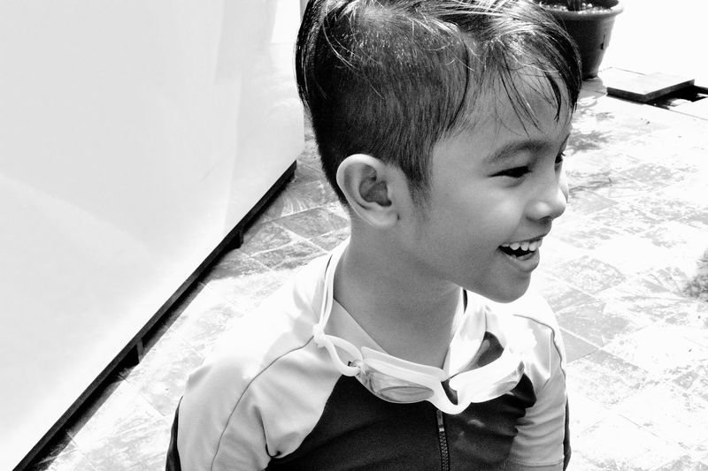 Just keep on swimming, little guy The Potraitist - 2016 EyeEm Awards Little Boy Swimming Family Children Black And White Photography Swimming Pool Holiday Swimmer Pool Indonesian Boy Smiling Boy Smile Taking Photos That's Me Hello World Check This Out Enjoying Life Pool Time Relaxing Outings