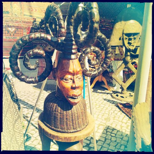 Fleemarket Weirdart Weird Berlin Object Shopping Hidden Gems  Mustsee People Watching Old