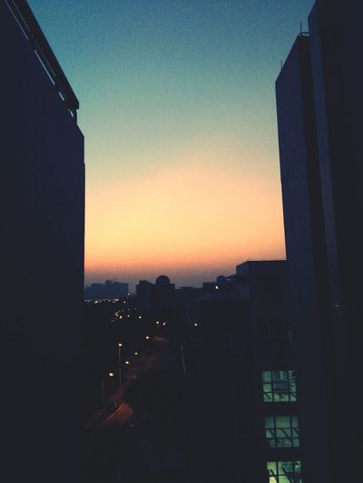 what a peaceful sky♥ First Eyeem Photo