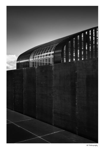 Image from the series Envision Architectural Feature Architecture Building Building Exterior Built Structure City Clear Sky Day Exterior Low Angle View No People Outdoors Pattern Sky