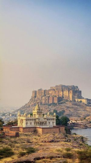 Majestic Mehrangarh Fort From India