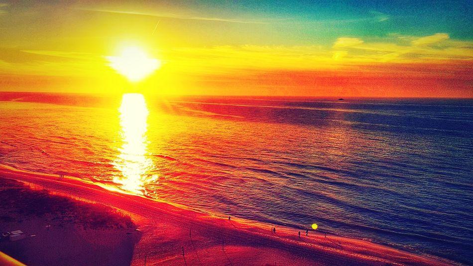 The Great Outdoors With Adobe Beach Beachphotography BeachSunrise BeautifulSunRise Takemetothesea Sunrise Photography Sunrise At The Beach Pensacola Beach Pensacola Sunrise Beachlovers