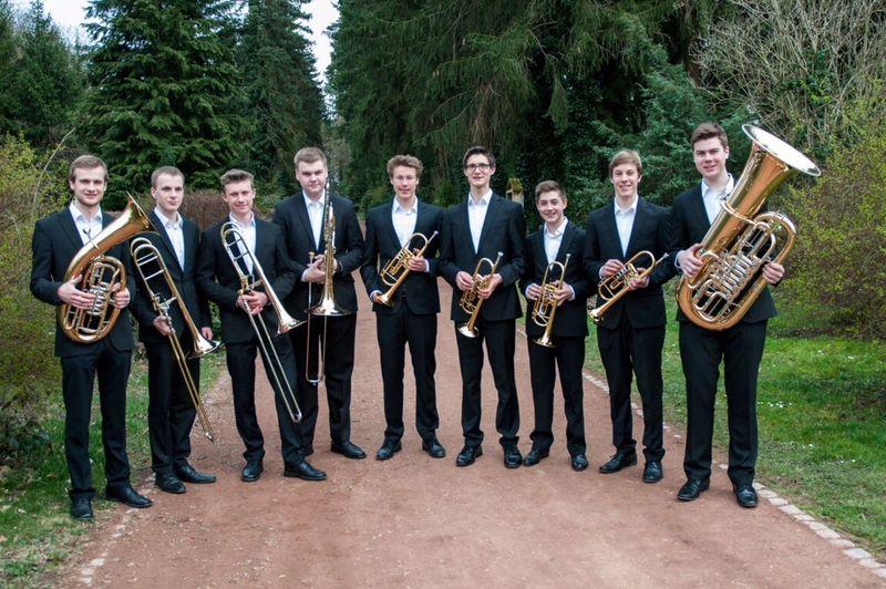 Foto: Malte Neidhart Bundesjugendorchester Bjo Trumpet Ostern 2016 Zwickau Brass Section Blech