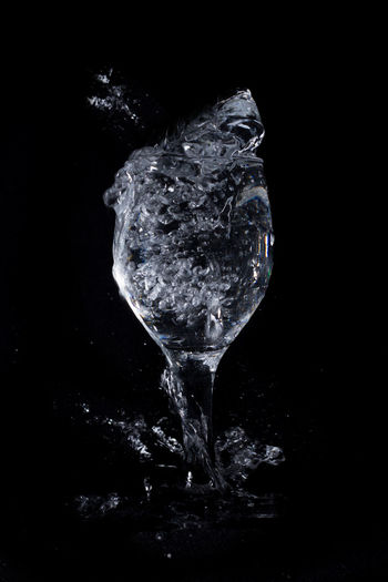 The unseen splash Abstract Art Background Black Black Background Bubble Bubbles Close-up Explosion Fragility Fresh Freshness Glass Impact Light Liquid Motion Nature Nature No People Splash Splashing Studio Shot Water White