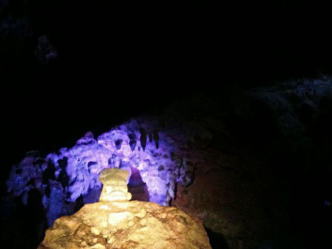 Grotto Cave Lol-tun Underground