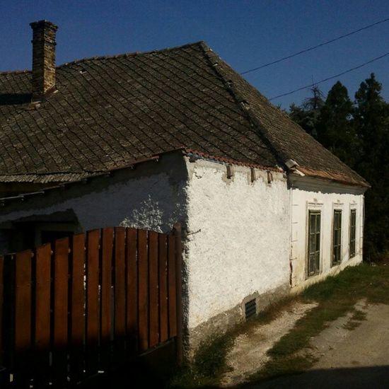 Nagyvázsony, dunántúli ház House Architecture ARCHITECT Hungary countryside folklore wall mik instagood webstagram fotoklub magyarig gramfeed