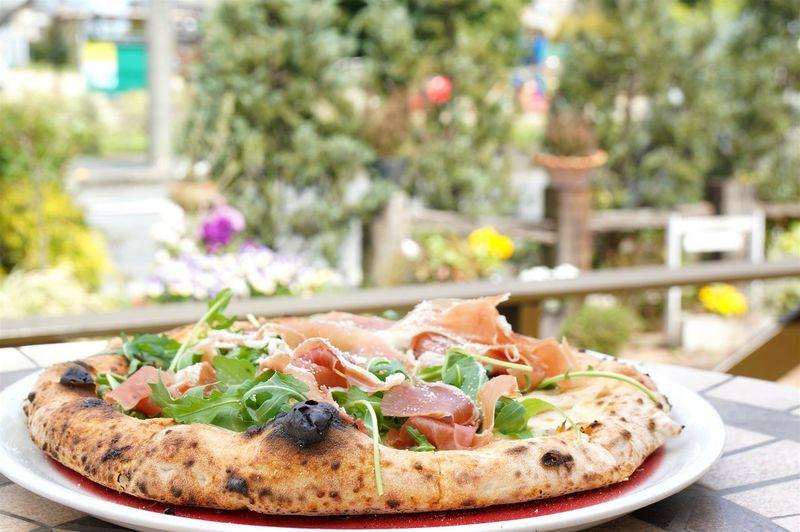 Show Us Your Takeaway! Pizza Napoli Napoli Pizza Prosciutto Cheese Rocket Salad Pizza🍕 Pizza Time Arugula Rocket Italian Food Italy❤️ Italia Foodphotography Food Foodie Napoli ❤ My Favorite Breakfast Moment