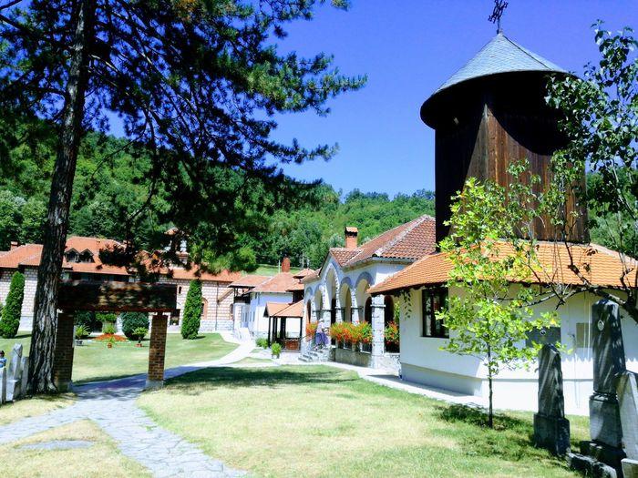 Monastery Ćelije, Serbia Valjevo, Serbia