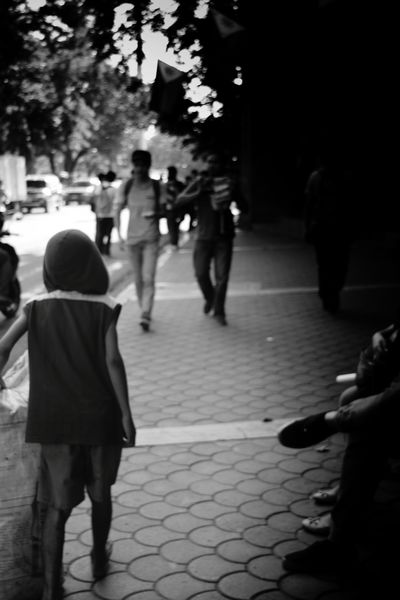 Black And White Blackandwhite Photography Eyeem Philippines Streetphoto_bw Street Photography ManilaStreetPhotography Streetkid