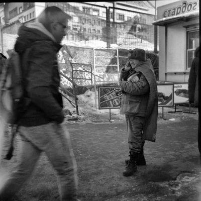 Middleformat Moscow Filmphotography Lubitel166 Streetphoto