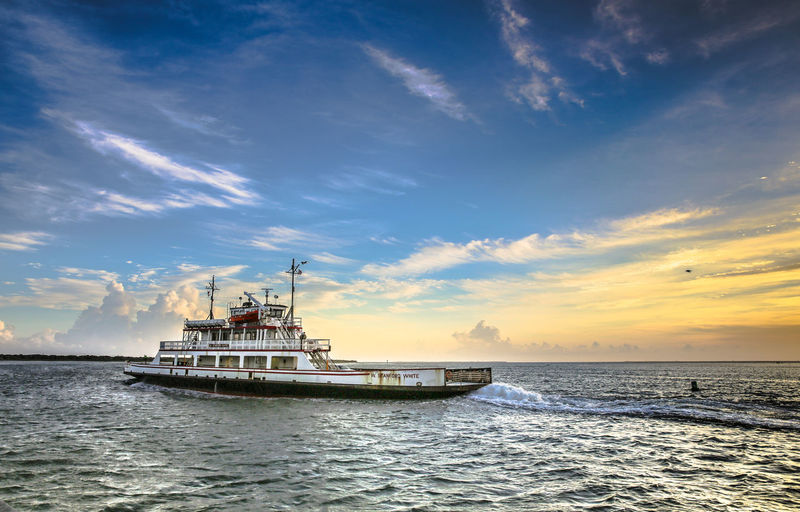 Ferry boat,