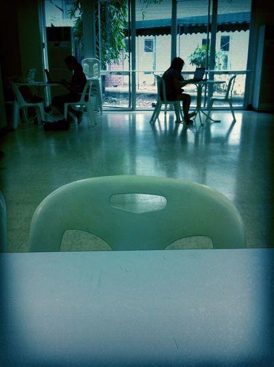 Waiting at ใต้หอพัก. Rsu Waiting
