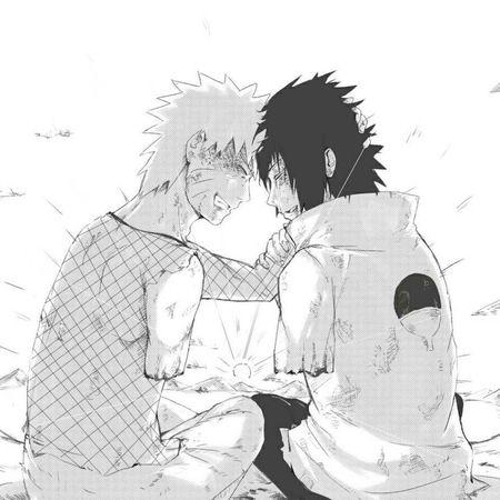 Naruto and Sasuke Naruto Shippuden  Naruto Uzumaki Sasuke