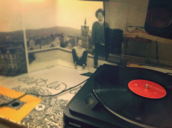 Fucking awesome - milky Chance - Vinyl