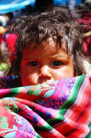 Perú ❤ Children Photography Pisac Perú Marketplace Colorful Life Looking At Camera