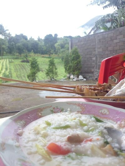 North Sulawesi - Indonesia Tomohon Hanging Out Bubur Ragey