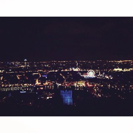 Lyon By Night Lyon Night Lights Fdl2014 Perfect