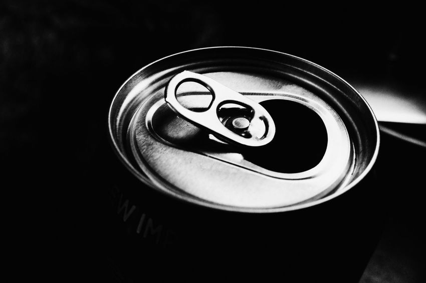 Drink Close-up Black Background Backgrounds Black And White Monochrome Photography Cocacola
