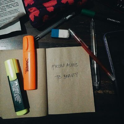 In the midst of my mess, You saved me and made me whole.