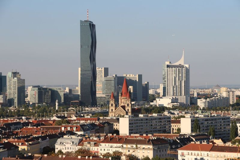 Viena, Austria The Architect - 2017 EyeEm Awards