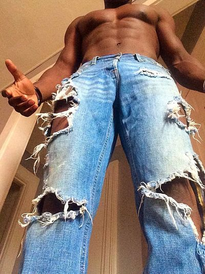 Limited edition hollister jeans 89.95 Today's Hot Look Street Fashion Holeyjeans HOLLISTER
