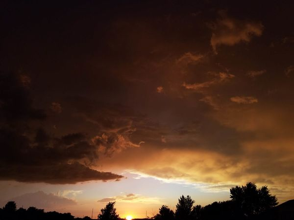 Taking Photos Cold Front Storm Cloud Sunset #sun #clouds #skylovers #sky #nature #beautifulinnature #naturalbeauty #photography #landscape Clouds