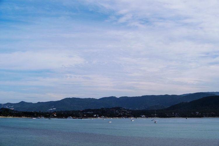 Sea Beauty In Nature Beach Sky