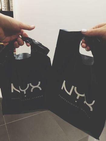 Justforedit Makeup Makeupforever Nyx Nyxcosmetics Shopping ♡ Milan