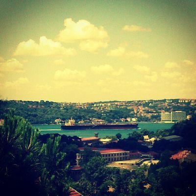Istanbulbogazi Tarabya Beykoz Bagustu