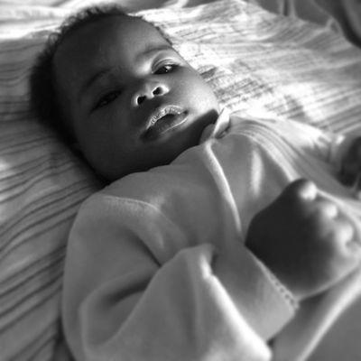 Baby Noir Portrait Blancoynegro Daughter Ziva Grenada All_shots PrettyEyes Diva