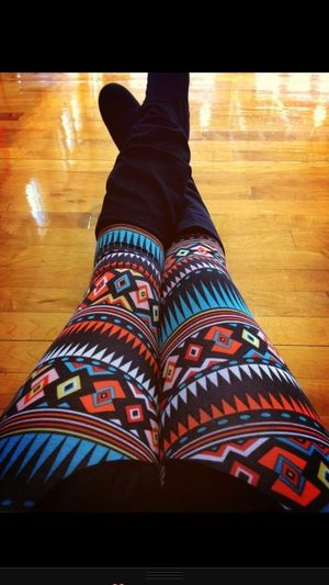 Leggings Of The Day (: