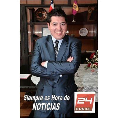 Lideres en Sintonia Informativa Canal24Horas