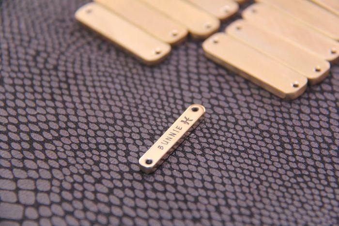 Bunnie Pisces Bracelet Nametag 🐰♓️