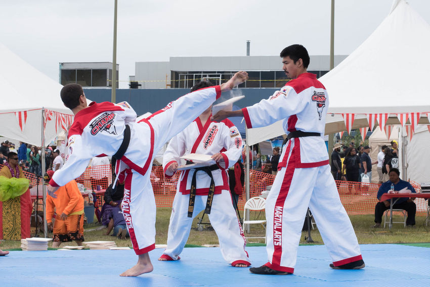 50mm F1.8 Alaska Anchorage Champ Martial Arts Demonstration Martial Arts Nikon Nikon D750 Outdoors Perfromance Sport Tae Kwon Do Tkd