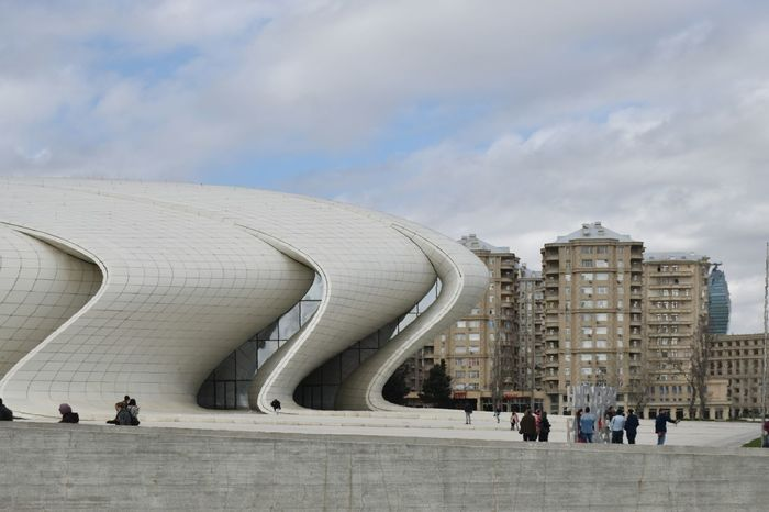 Architecture Public Building Large Group Of People Travel Destinations People Modern Library Day City Outdoors Sky Curves Downtown District Museum Arts Culture And Entertainment Modern Building Curvy Building Exterior Building White Old And New Buildings Old And Young at Azerbaijan Baku Heydar Aliyev Center BYOPaper! Neighborhood Map The Architect - 2017 EyeEm Awards Investing In Quality Of Life Your Ticket To Europe The Week On EyeEm Connected By Travel Stories From The City Adventures In The City