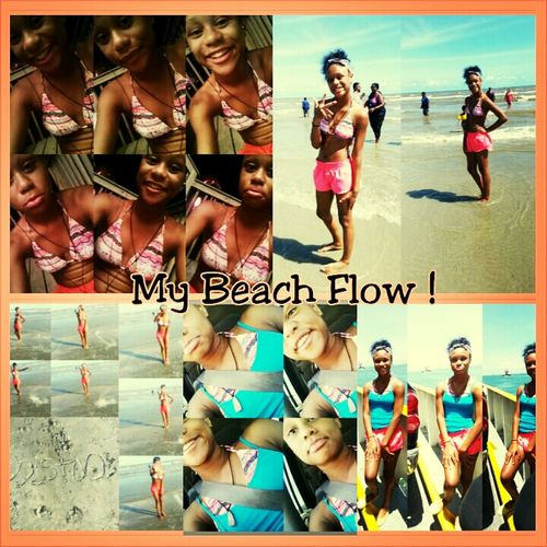 Owee My Beach Flow Today !