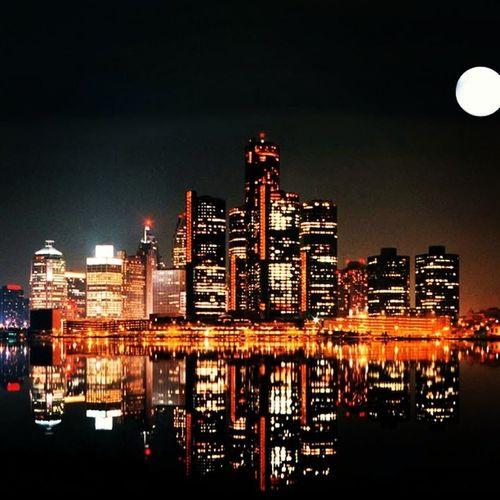 You gotta lose your mind in Detroit rock city. Dream Detroit Kiss Detroitrockcity Travel