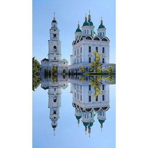 Приятно сутра в понедельник пройтись по кремлю... Астрахань Astrakhan Astrakhan_tourism Kremlin Helloastrakhan My_astrakhan YouAst 30rus