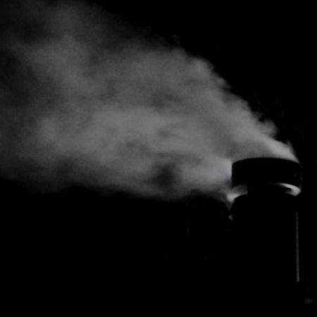 There's smoke signals coming from my neighbour's chimney. Either a new Pope has been elected or the nights are getting cooler!