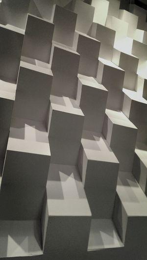 Hibachi Patterns Black & White Taking Photos Wall